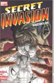 Secret Invasion #1 Director's Cut (2008) Marvel comic book